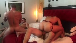 Brian Bonds, Mason Lear, Roman Maverick, Blaze Austin Two Couples 4-way!! (Bareback)